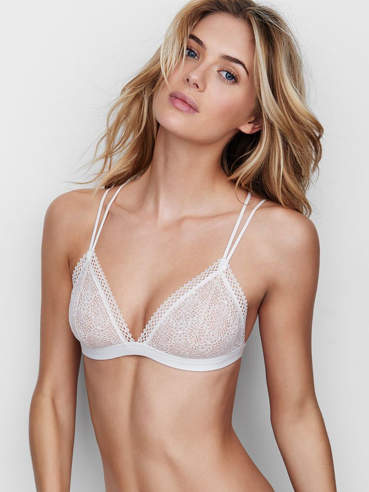 a6c408571c Triangle Bralette - The Victoria s Secret Bralette Collection - Victoria s…