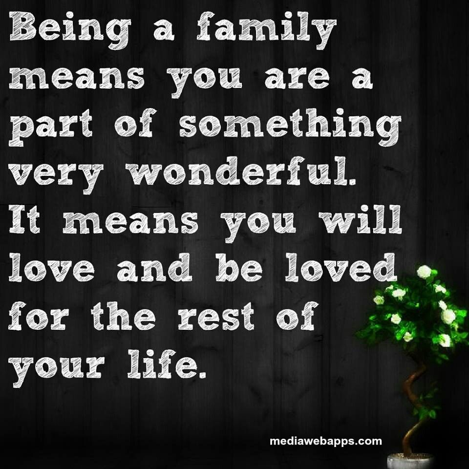 What Family Means To Me Quotes: Quotes & Saying Etc..