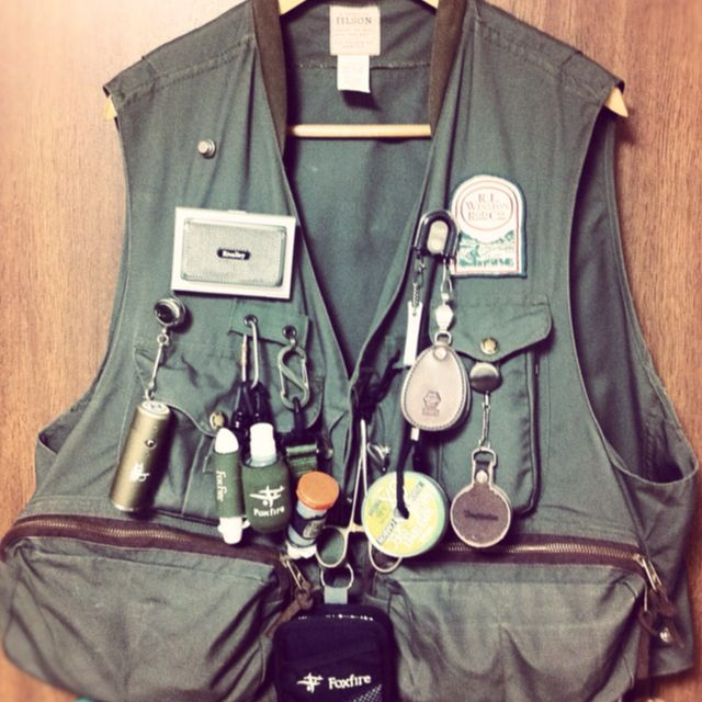 The Perfect Fly Fishing Vest Everything At Your Fingertips Fly Fishing Fly Fishing Line Fly Fishing Tips
