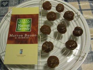 ricette vagabonde: Marron Glacè