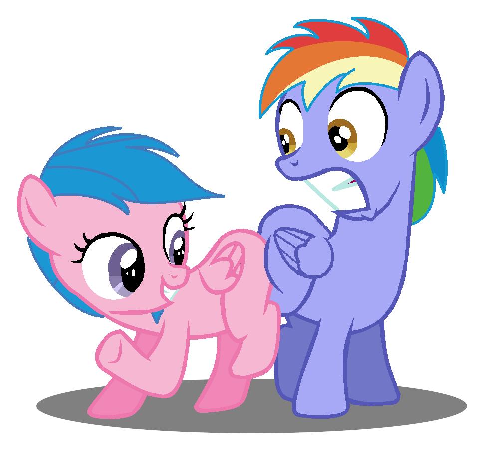 способа картинки пони мама и дочка без смущения выкладывает