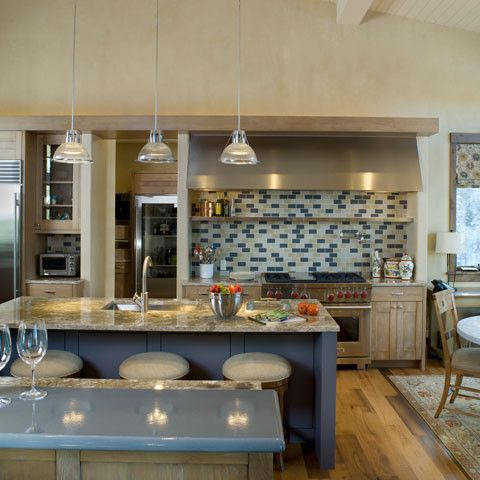 Beautiful kitchen in ranch home in Lake Creek- Vail, Colorado ... on pinterest kitchen remodel, omaha kitchen remodel, valley kitchen remodel, portland kitchen remodel, san antonio kitchen remodel, inexpensive kitchen remodel, split foyer kitchen remodel,