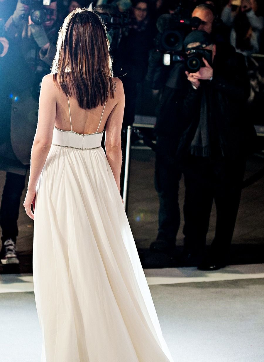 """Dakota Johnson - ""Fifty Shades of Grey"" London Premiere """