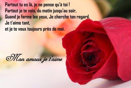 Sms Damour Sms Amour Citation Sentiment Et Amour