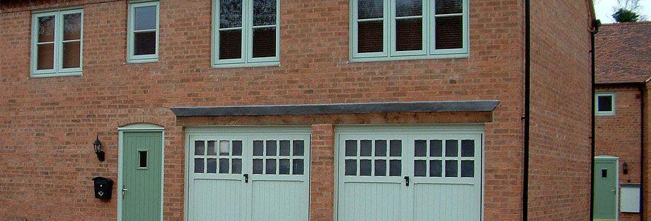 Wooden Garage Door Installation Wooden Garage Door Installation