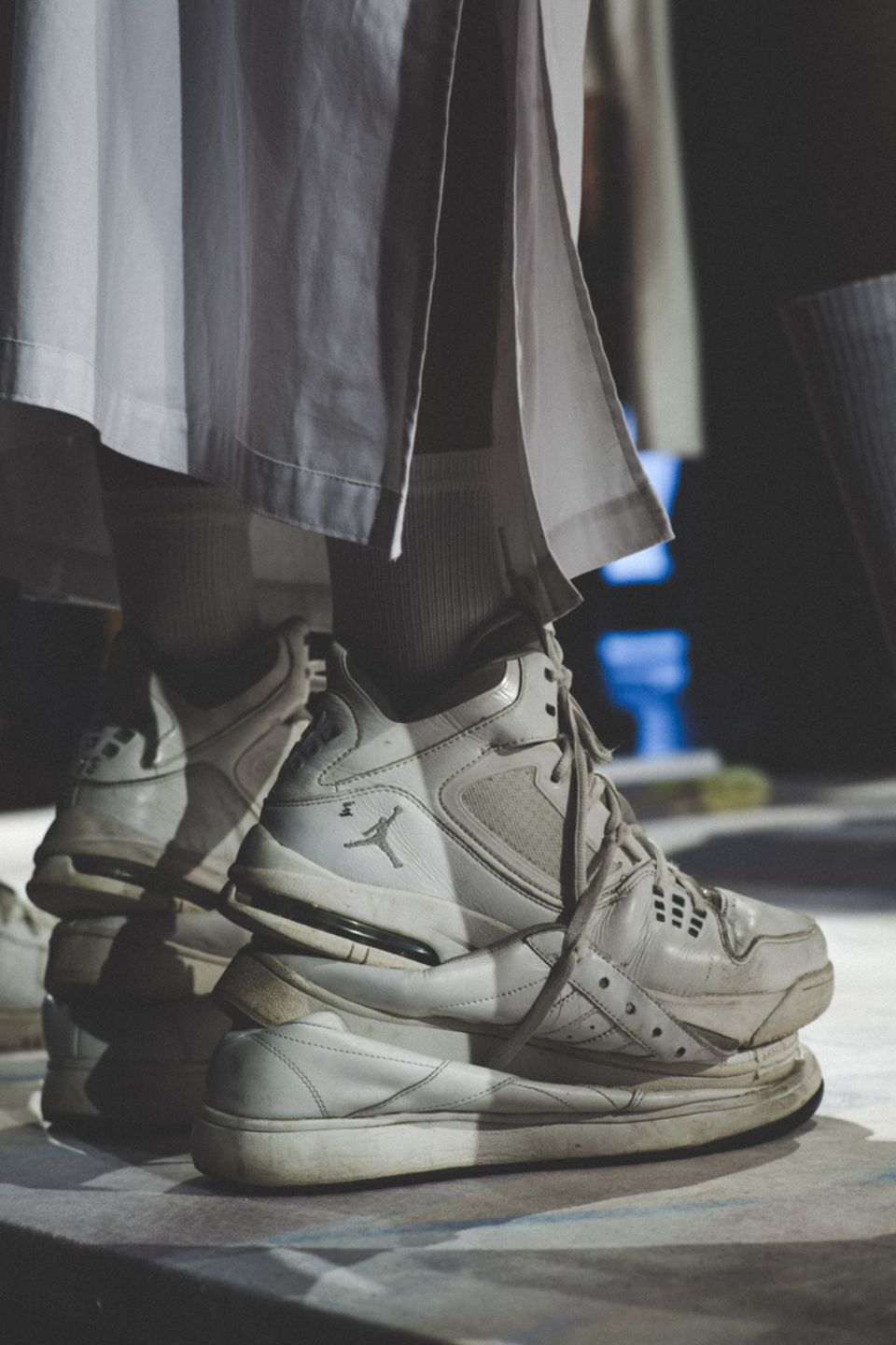 f4e15aa5f ... is that it's funny seeing them translated as a clunkier version. I was  looking up Eckhaus Latta online, and I saw this one shoe they did that was like  a ...