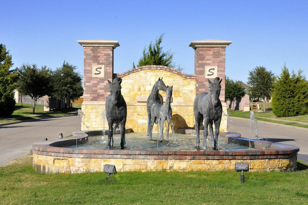 Welcome To Saddlebrook Estates In Waxahachie Texas