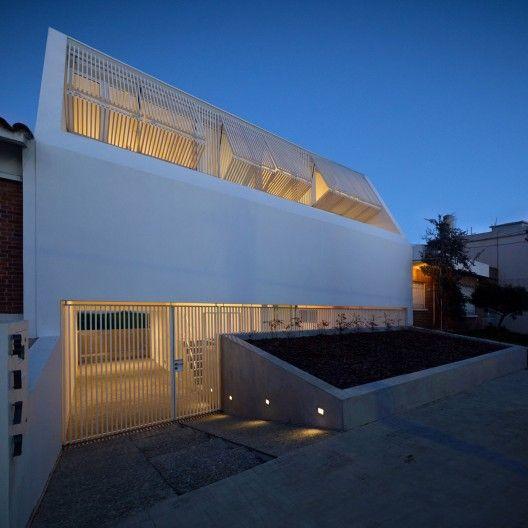 Casa Rifa   Andrés Varela Cruces + Elías Martínez Ojeda + Ignacio - architecture student resume