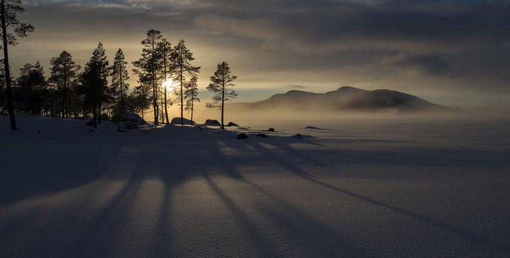 Still winter in the mountain of Norway by Jan-Rune Samuelsen on 500px