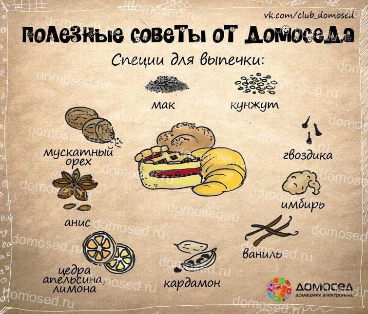 Кулинарные рецепты в картинках на все случаи жизни