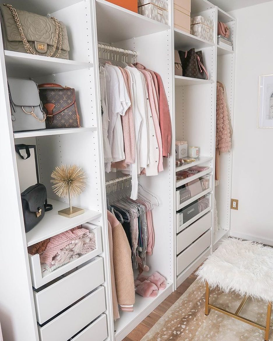 Pin Em Closet