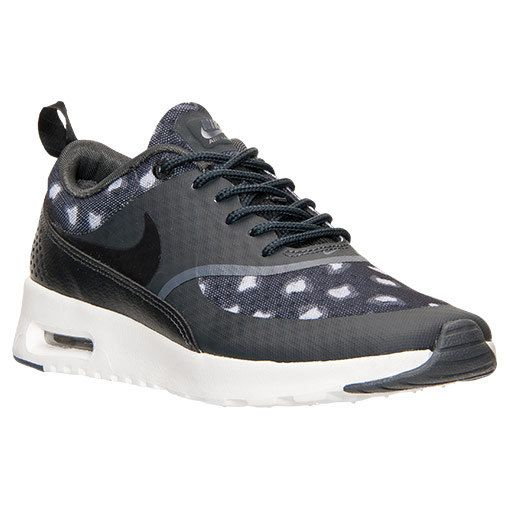 separation shoes 0a84f 3a3f6 NEW!! Blinged Black Cheetah Print Women's Nike Air Max Thea ...
