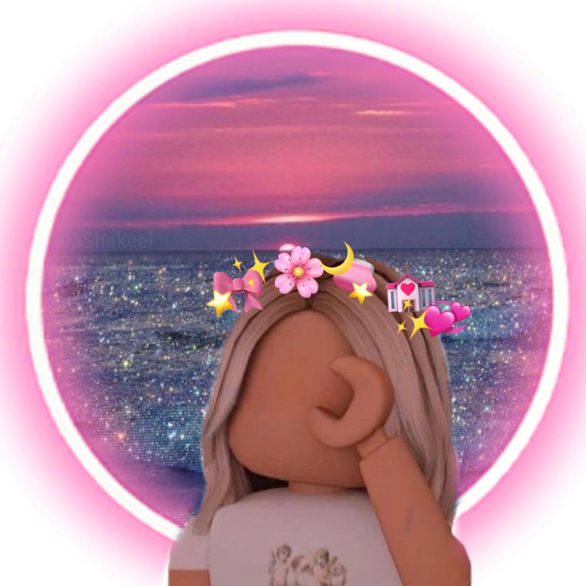 Pink Aesthetic Roblox Avatar In 2020 Cute Tumblr Wallpaper Roblox Pictures Roblox Animation
