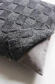 Billedresultat for strikkede puder mode