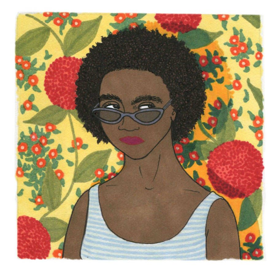 Nice Illustrations Celebrating Women's Friendship & Daily Life – Fubiz Media