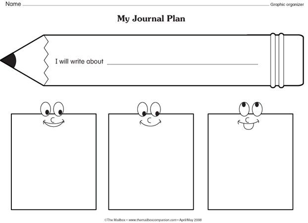 Free prewriting graphic organizers elementary graphic for Prewriting outline template
