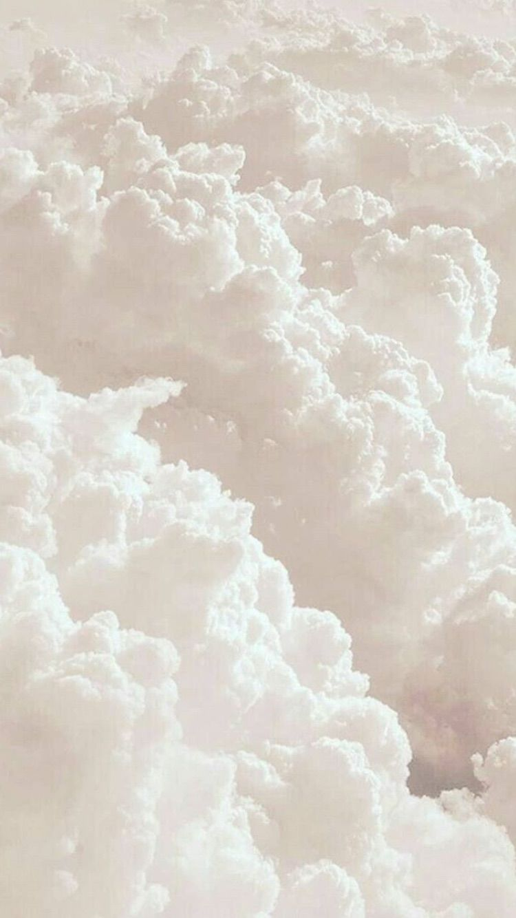 Pin By Hannah Mandrish On Fondos De Pantalla Beige Wallpaper Cloud Wallpaper Pretty Wallpapers