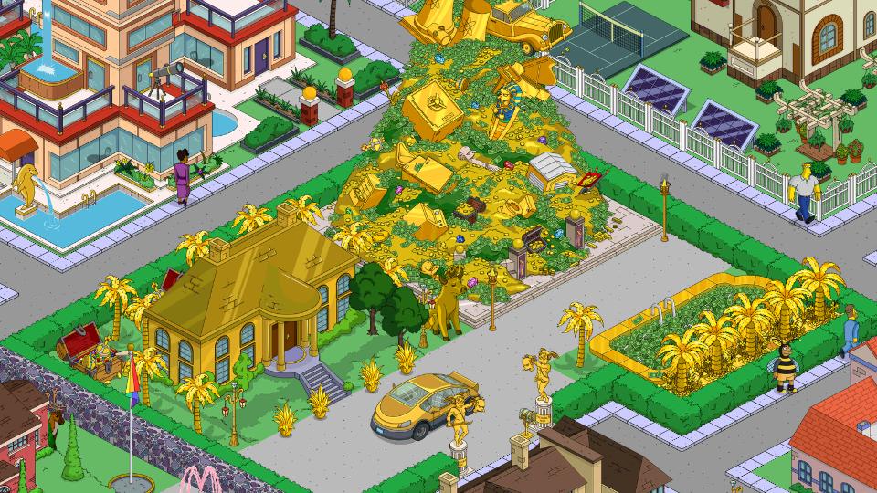 villa d'oro - condominio deluxe