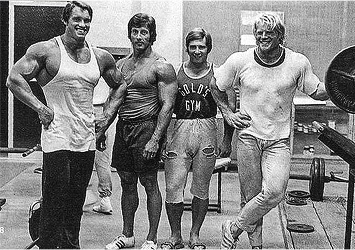 Arnold schwarzenegger blueprint trainer day 1 arnold arnold schwarzenegger blueprint trainer day 1 malvernweather Image collections