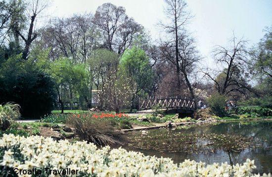 Zagreb Botanical Gardens, Croatia   Things i want to visit ...