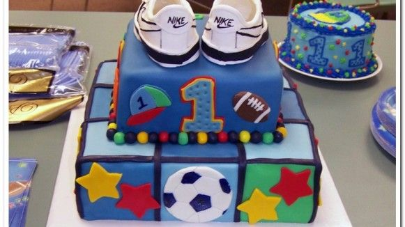 1st Birthday Party Cakes For Boys | ... cakes birthday cakes boy s birthday cakes tags 1st birthday basketball