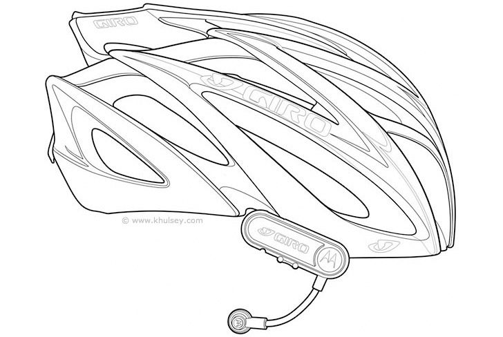 Bicycle Helmet Line Drawing Line Art Drawings Art Drawings Simple