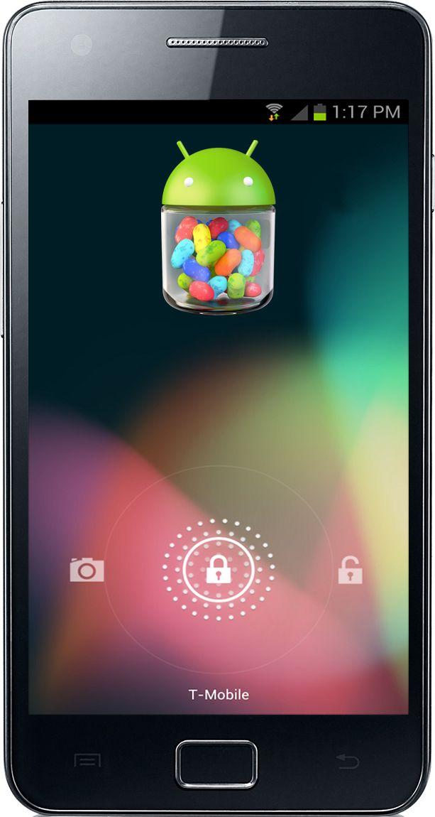 Galaxy Firmware - Samsung Galaxy S II (GT-I9100G)