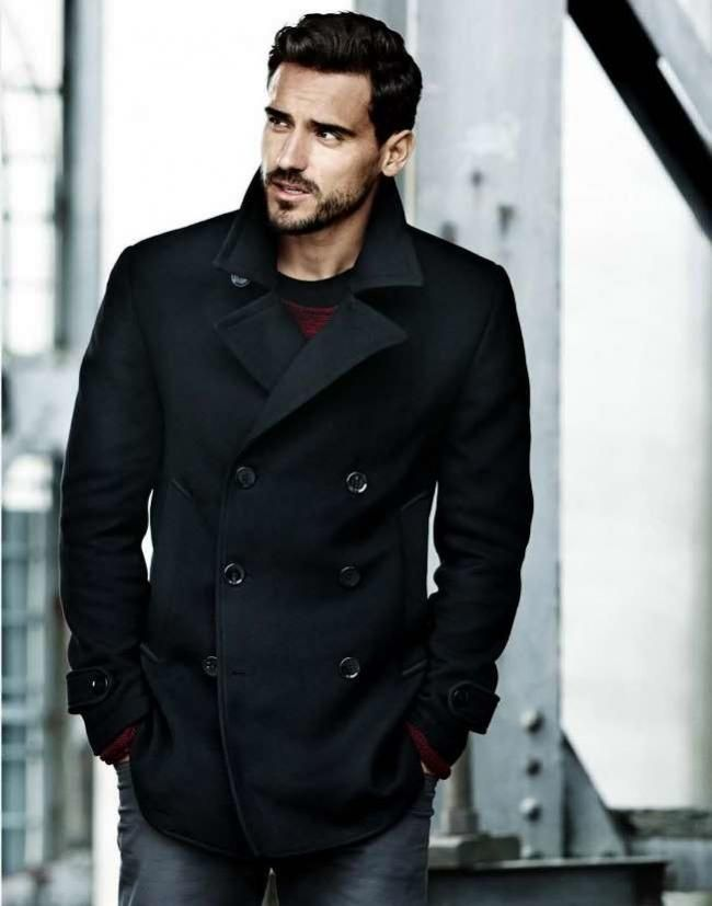 abrigos | Moda & man style | Pinterest | Abrigos, Abrigos ...