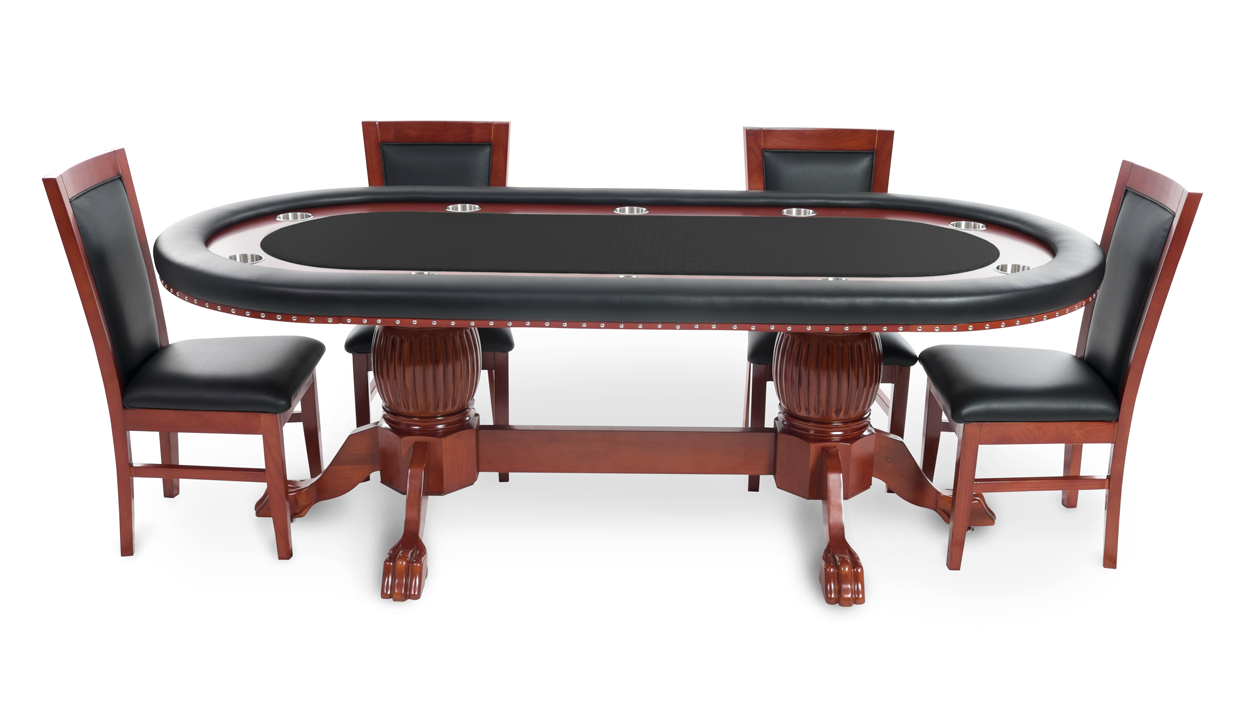 Poker Table Rockwell By Bbo Poker Table Dining Table Setting