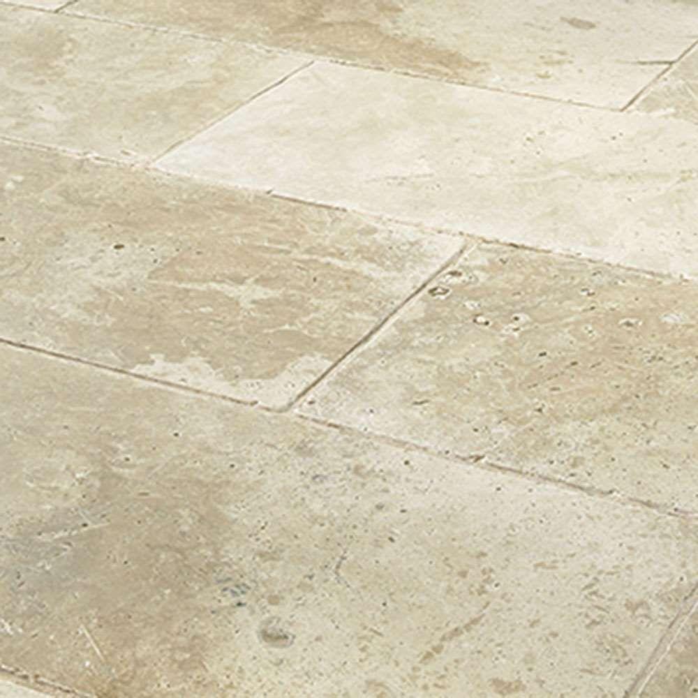Savannah Tumbled Travertine Floor And Wall Tiles Image 2