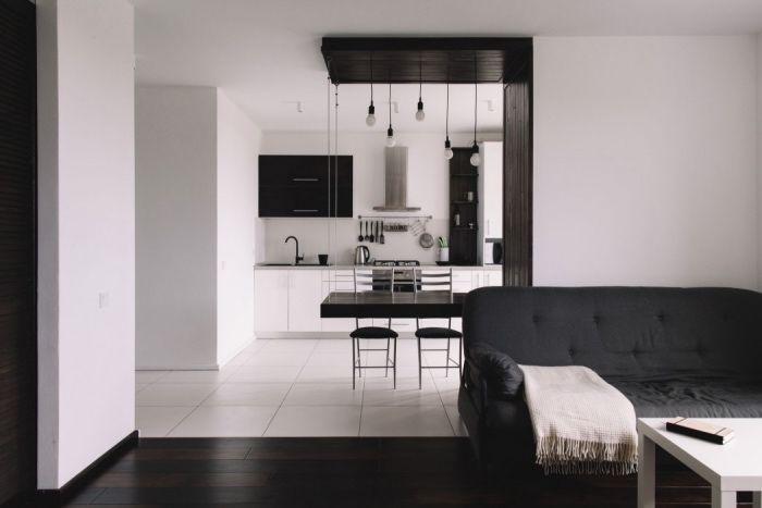▷ 1001 + conseils et idées pour une cuisine ouverte sur le salon