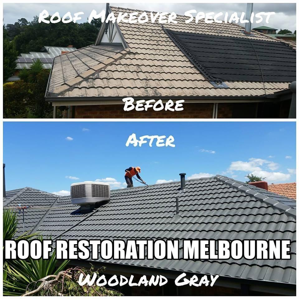 Roof Restoration Melbourne Roof Makeover Specialist Roof Restoration Roof Repair Beach House Exterior