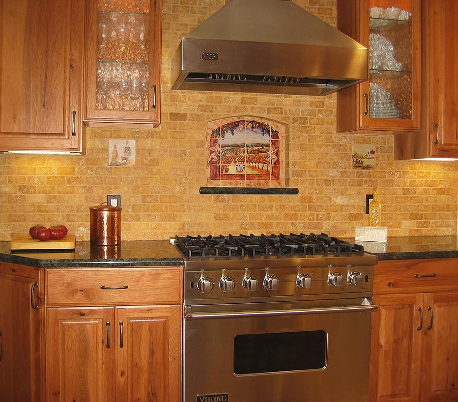 Ceramic Tile Backsplash Designs Patterns Glass Backsplash