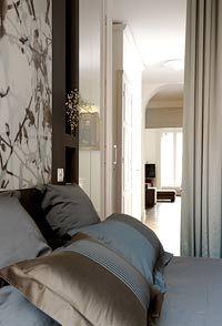 Rénovation appartement type « haussmannien » Lyon | Bed | Pinterest ...