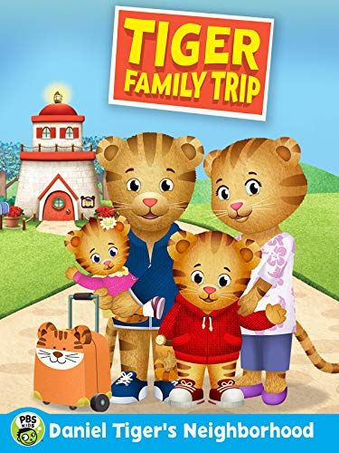 Daniel Tigers Neighborhood Tiger Family Trip
