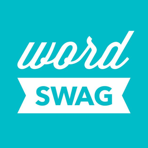 37 - Word Swag - Cool fonts & typography generator