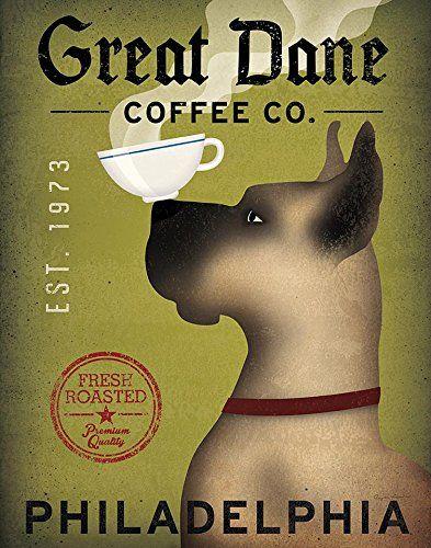 Pin By Lee Thomas On Great Danes Dog Artwork Dane Dog Great