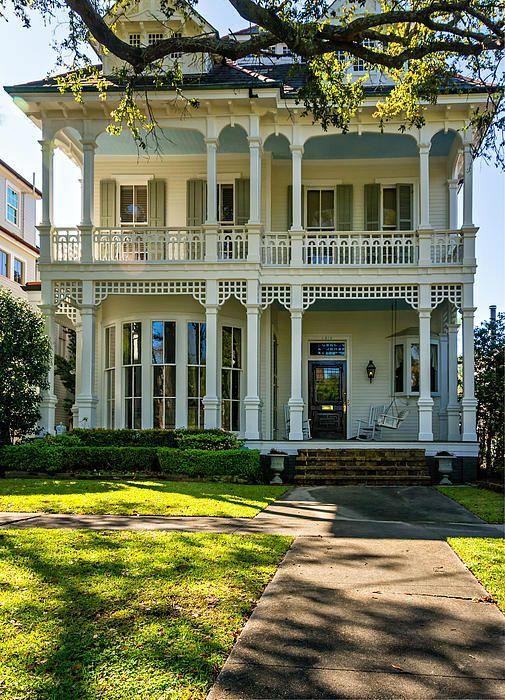 New Orleans Home by Steve Harrington