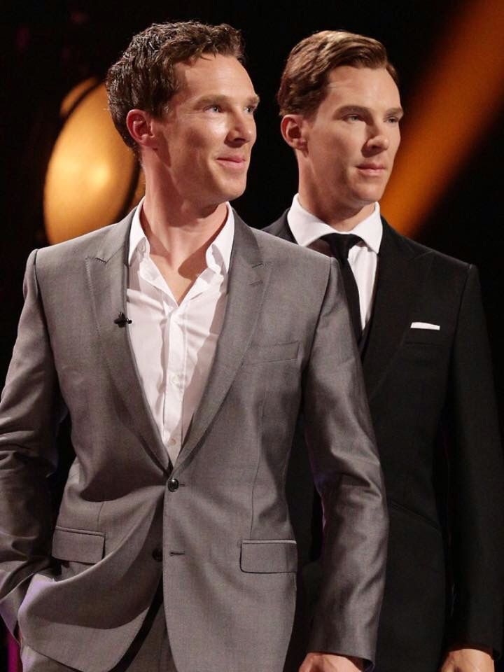 Seeing Double. It's Double Vision. Benedict and Benedict.