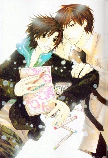 Yoshino Chiaki and Hatori Yoshiyuki