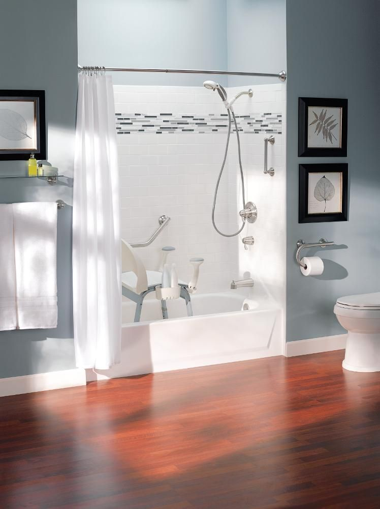 Durable reliable and stylish shower chair bathroom