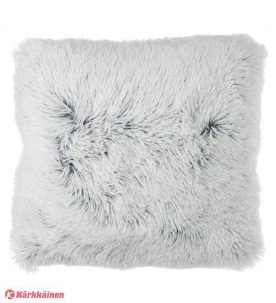 8,90 EUR | • Materiaali: 100% polyester<BR>• Valittavissa värit: harmaa ja valkoinen<BR>• Koko: 45x45 cm