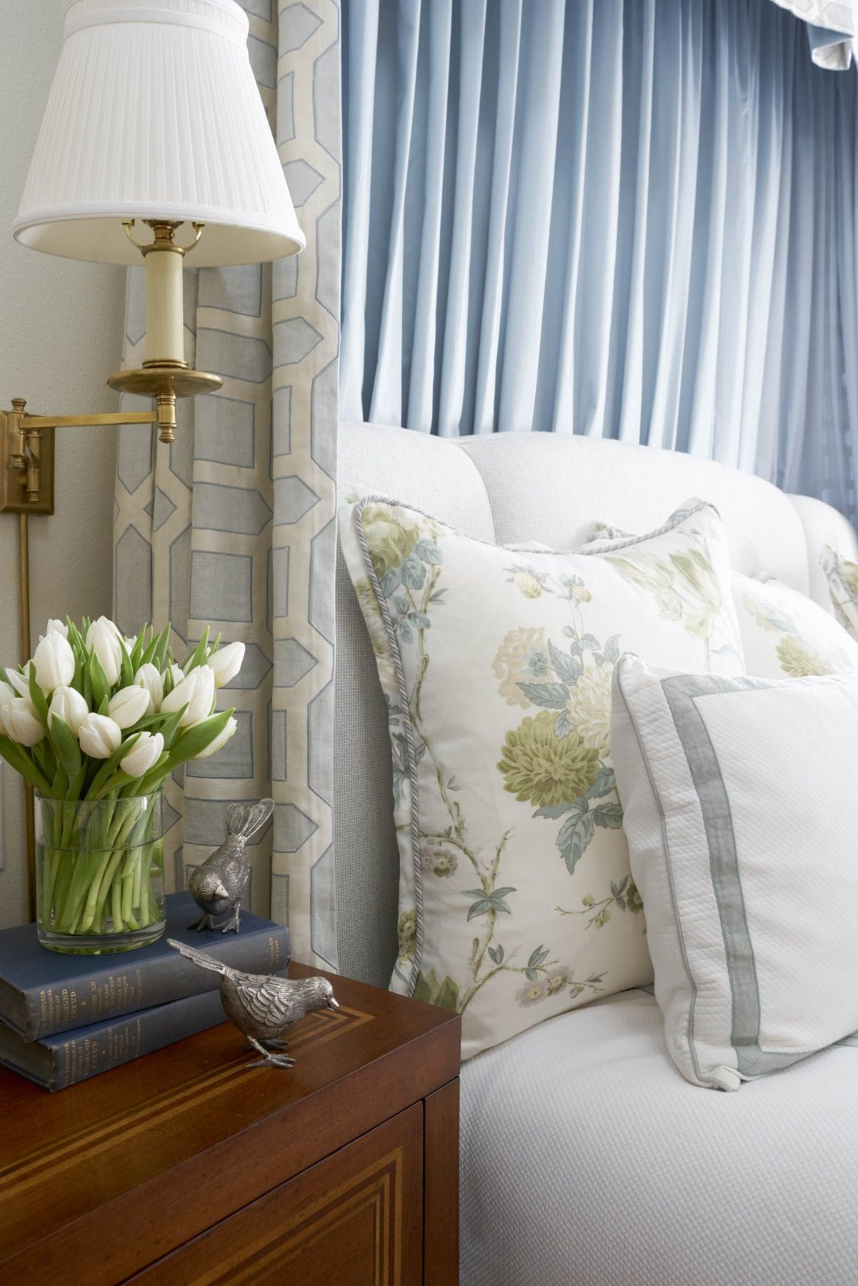 Euclid Traditional Amy Berry Design Traditional Bedroom Decor