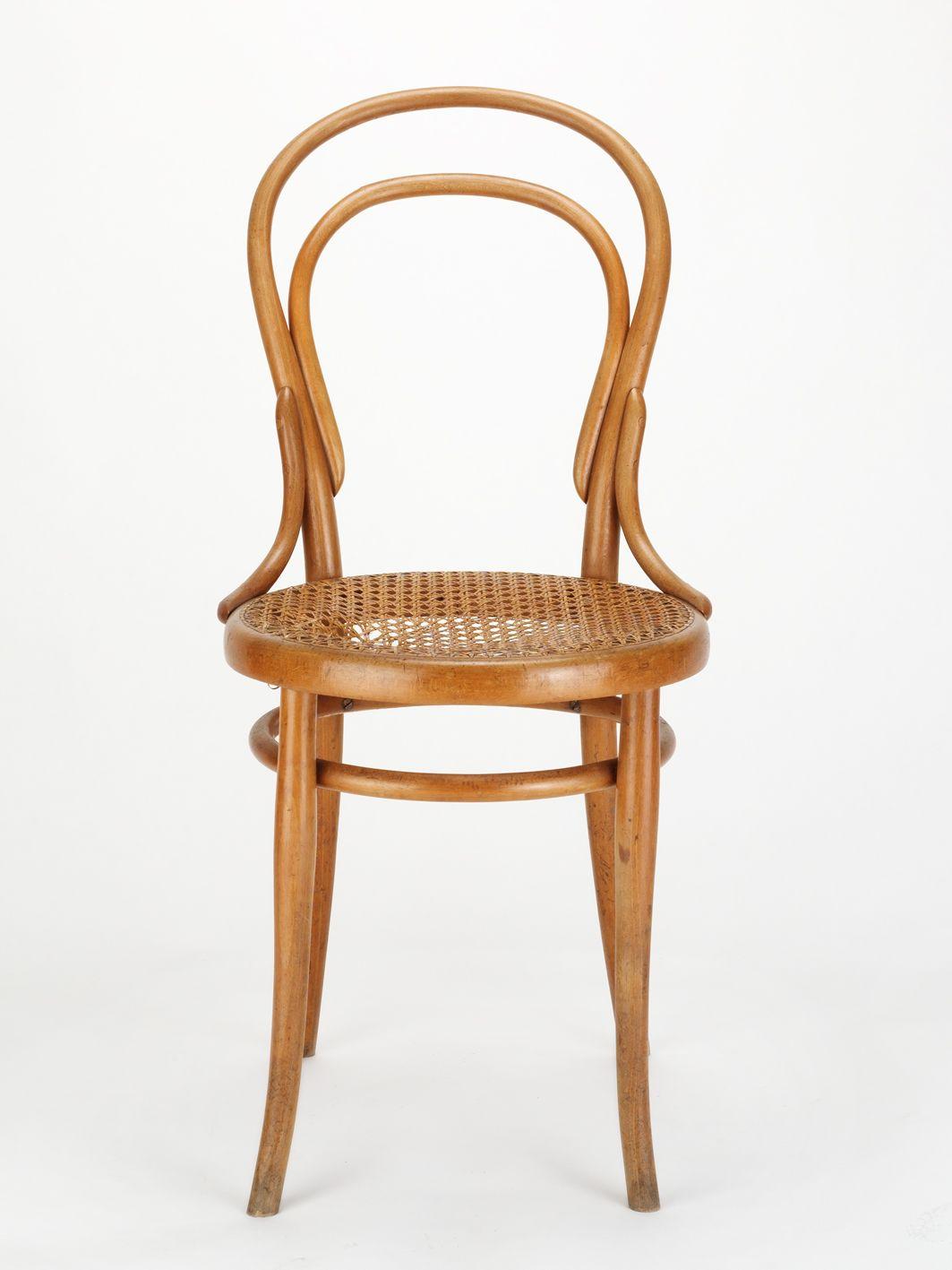 Gebruder Thonet Thonet Nr 14 Um 1895 Bauhaus Mobel Stuhl Design Design