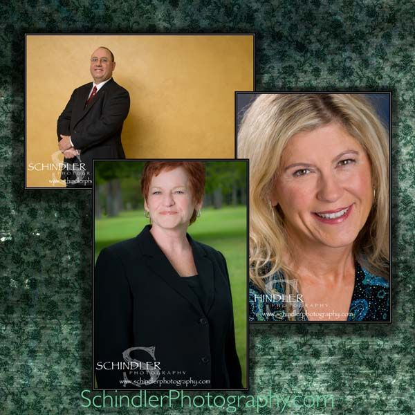 Executive portraiture for professionals