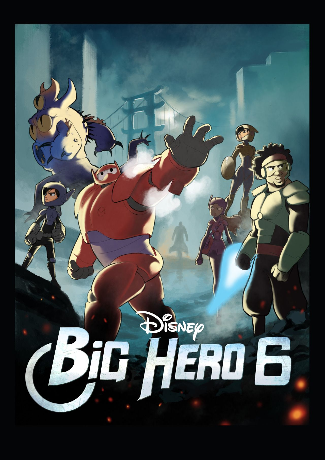 Big Hero Avengers <<< This is awesome! | Hello,I Am Baymax