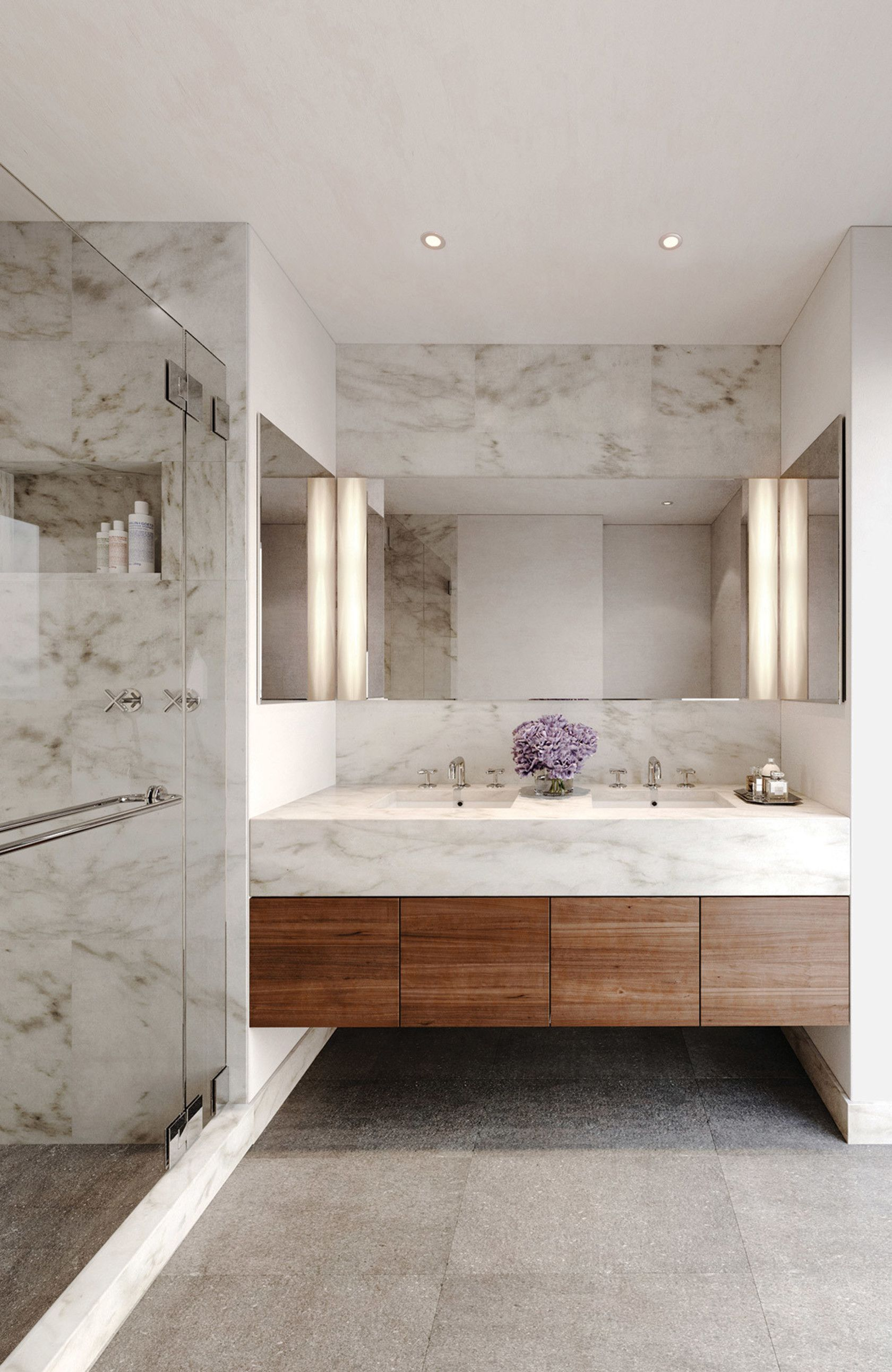 Design Megillah Bathroom Redesign For Under 200: Contemporary Design Residences
