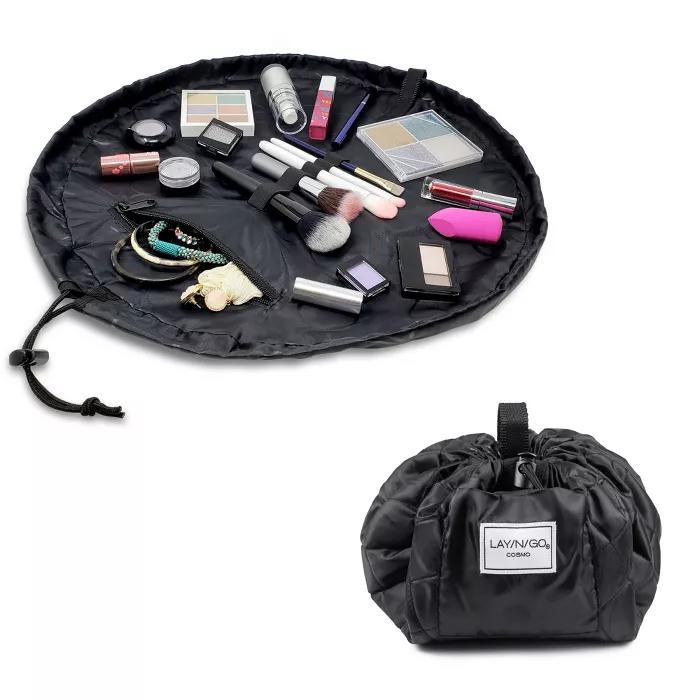 "LaynGo COSMO Makeup Bag 20"" Black in 2020 Cosmetic"