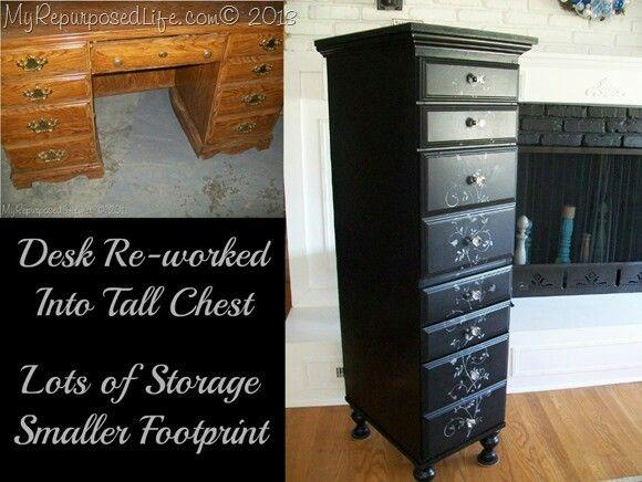 Tall chest