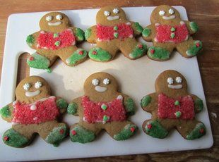 Soft Gingerbread Cookies Recipe In 2018 Christmas Pinterest